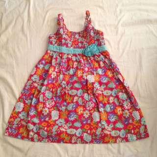 Summer dress for 3-4 y.o.