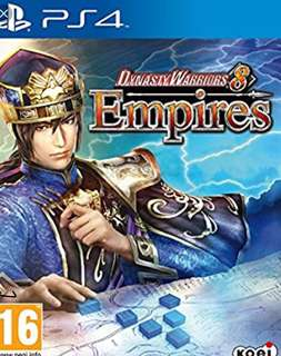 PS4 Dynasty Warriors (Empire) Original Game