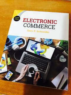 Electronic Commerce Textbook (Degree)