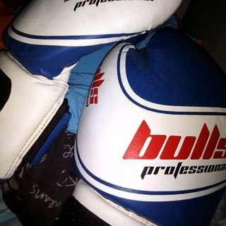 Bulls boxing glove
