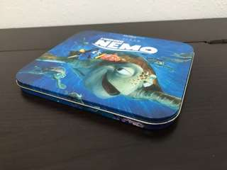 Nemo VCD witch hard case