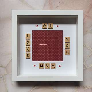 Mother's Day Customised Frame