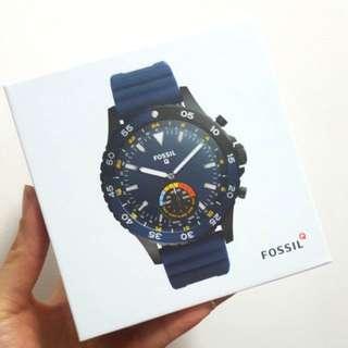 Fossil hybrid men's watch
