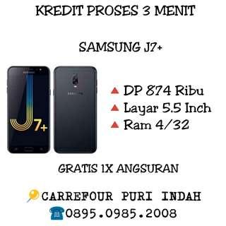 Samsung J7 + Cicilan tanpa kartu kredit