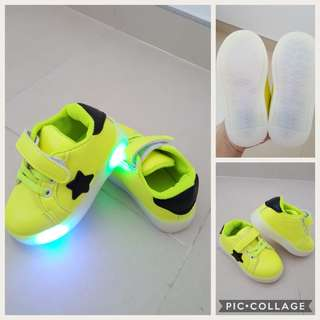 BN Boy's shoes (with lights)