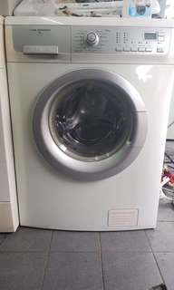 Electrolux washing machine 7 kg