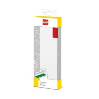 LEGO 筆盒(紅色)