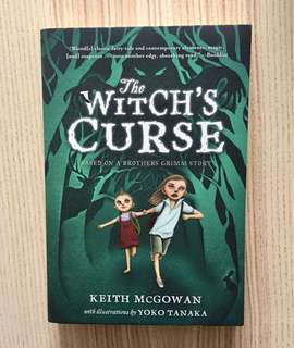the witch's curse - keith mcgowan
