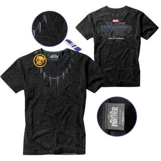 Marvels black panther T-shirt limited edition