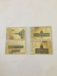 SMRT Card - Civic Institutional Buildings Enduring Through Time