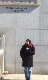 Uniqlo winter coat