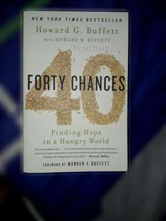 (Book) 40 Chances: Finding Hope in a Hungry World