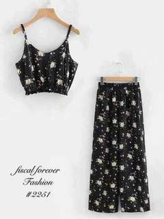Terno freesize fit S to L