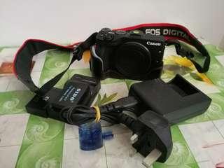 Eos M3 body & lens