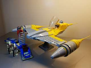 Lego 7877 Naboo Starfighter (Star Wars)
