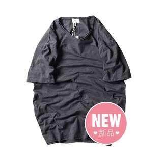 Japanese-style Original Pure Cotton Short-sleeved T-shirt