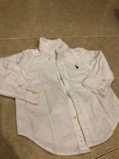 Ralph Lauren Shirt for kids 12 month