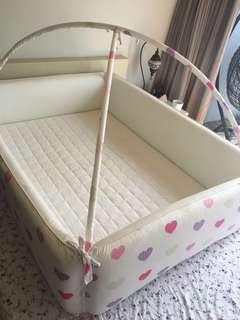 Baby Bumper Bed / Playmat / Playpen