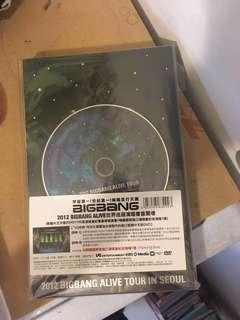 BIGBANG寫真連DVD