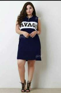 Plus size dress freesize fit L to XXL