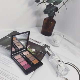 Dvz' color eight color velvet light sense eyeshadow