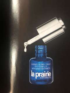 La prairie Essence of skin caviar eye complexity with caviar extract 15ml