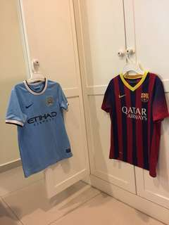 Authentic Nike Soccer Jerseys