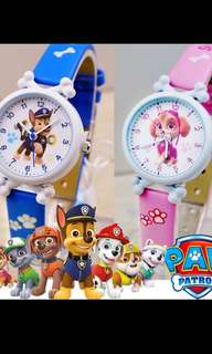 Instock now!! New arrival paw patrol kids watch suitable for 3-12yrs old brand new