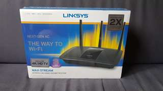 Brand new Linksys EA7500 router.