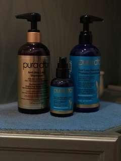 Pura' dor Hair Loss Prevention