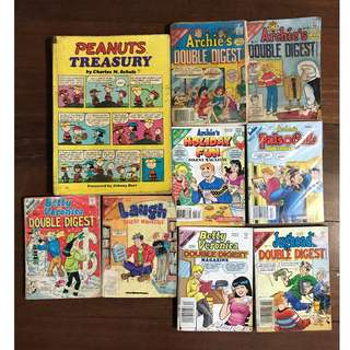 Archie Comics and Others Set