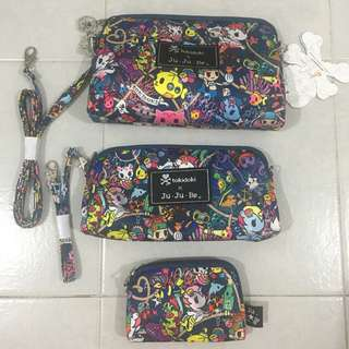 BNWT Sea Punk Be Set (Complete with straps)