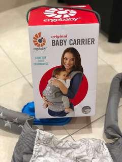 BNIB Baby Carrier - ErgoBaby