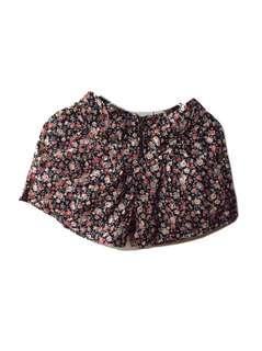 Floral HW Shorts