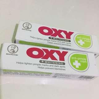 Oxy whitening