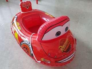 Disney Cars Swimming Float