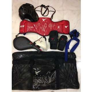 Kix Taekwondo Gear Set