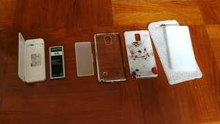 三星手機Note 4 配件充電座等