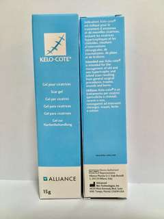 Kelo-Cote除疤啫喱軟膏