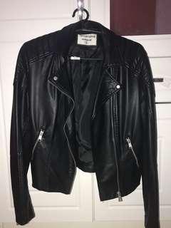 Leather Jacket (Free Shipping)