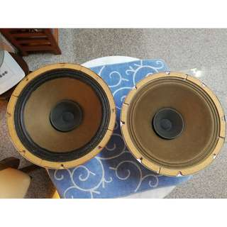 "Phillips 2422 full range alnico magnet speaker, (12"", 8Ω)"