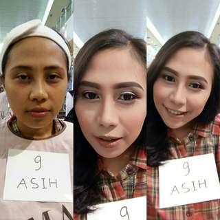 Makeup only 120k