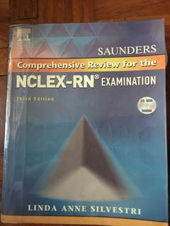 Saunders comprehensive review nclex rn 3rd third edition