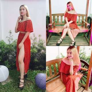 Coordinate Dress (Terno)