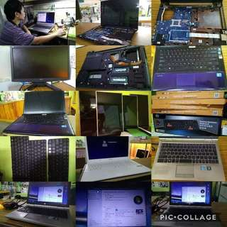 Laptop repair and computer services