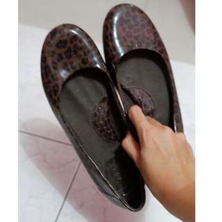 Leopard Doll Shoes
