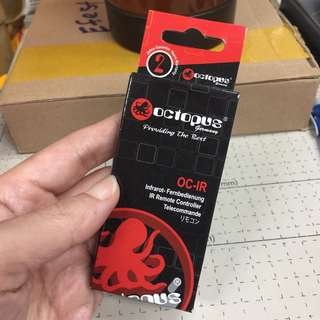 Octopus OC-IR infra Red Wireless Remote Control for Canon Nikon Sony Pentax Olympus DSLR & Mirrorless Camera