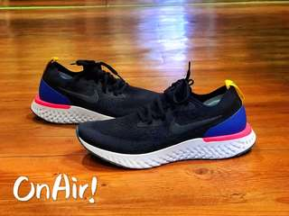 NIKE EPIC REACT NAVY (AQ0067-400)