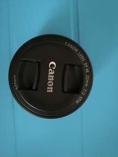 Canon ef-m 22mm f2.0 STM