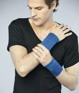 AS016 Neoron Wrist Bands (Purple) Size: M
